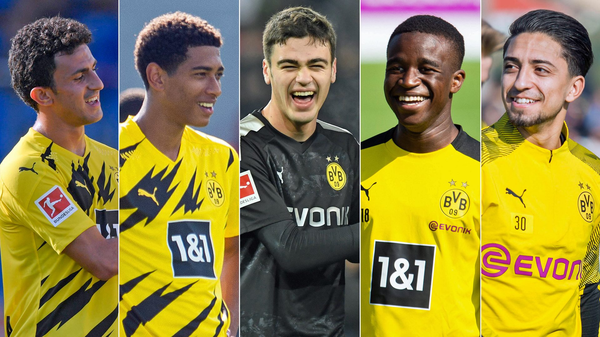 Bundesliga Five Borussia Dortmund Youngsters To Watch In Pre Season And Into 2020 21