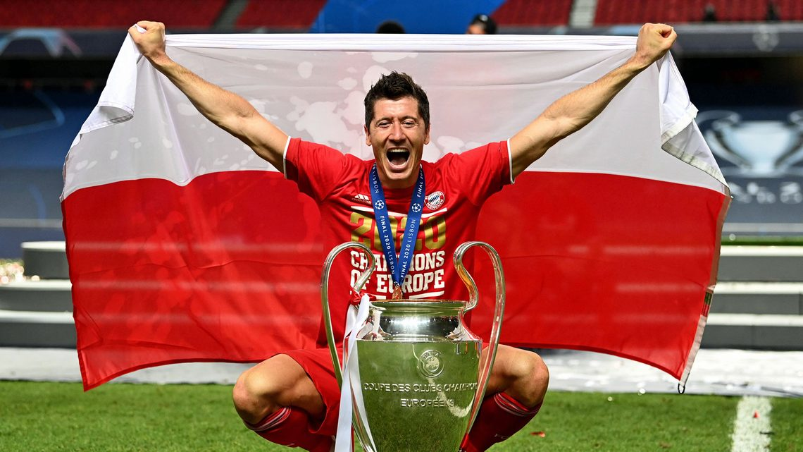 bundesliga robert lewandowski the bayern munich striker s uefa champions league landmarks bundesliga robert lewandowski the bayern munich striker s uefa champions league landmarks