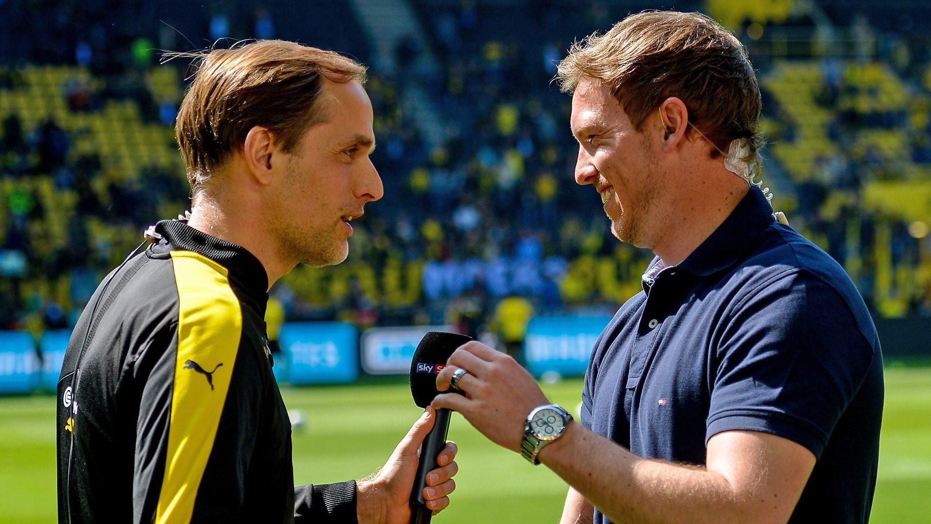 Bundesliga   No room for sentiment as Julian Nagelsmann meets Thomas Tuchel in Champions League semi-final