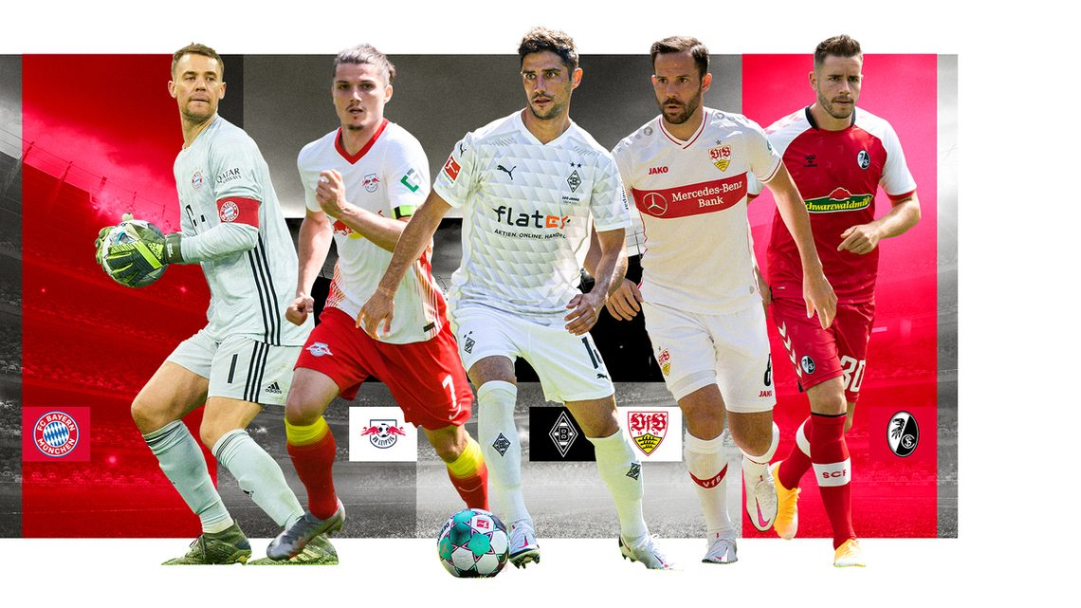Bundesliga Who Are The Bundesliga Captains In 2020 21