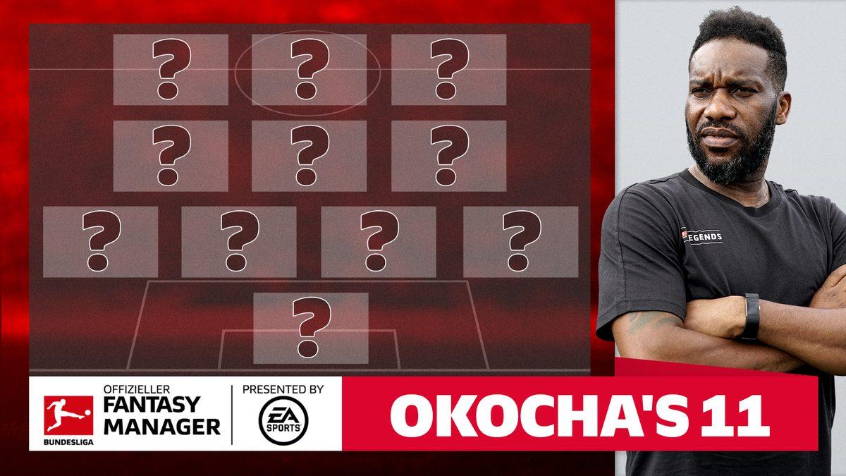Fantasy Manager: Okocha auf Platz 19 weltweit!