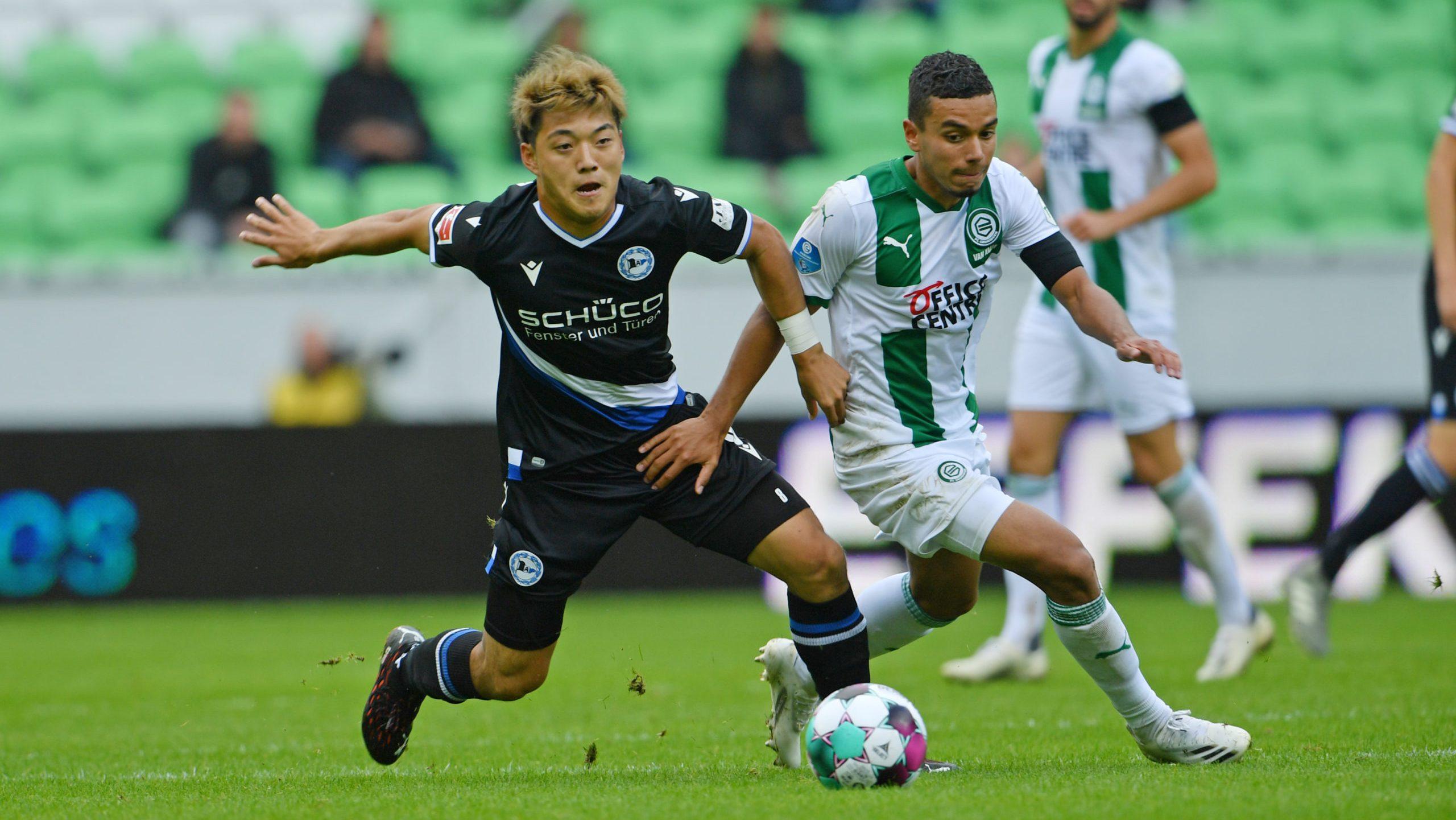 Spielplan Arminia Bielefeld