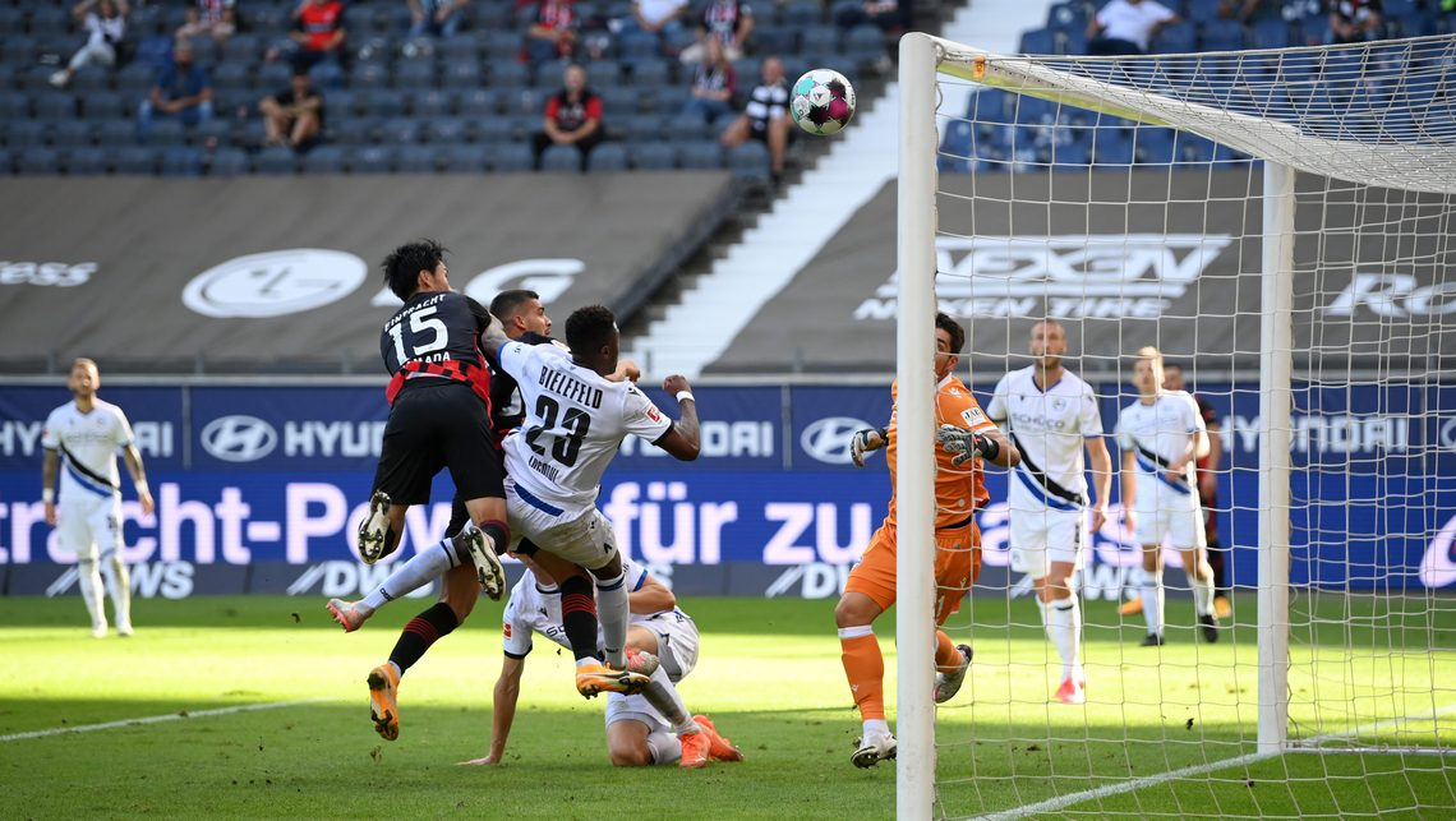 Eintracht Frankfurt Bundesliga