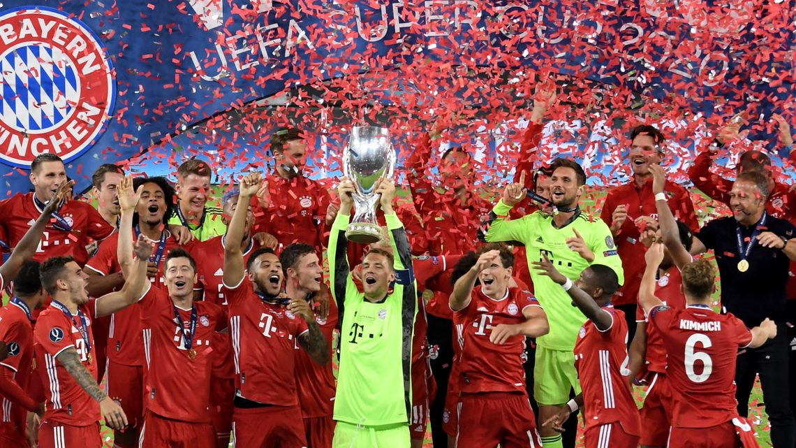 Bundesliga | Bayern Munich beat Sevilla to win UEFA Super Cup