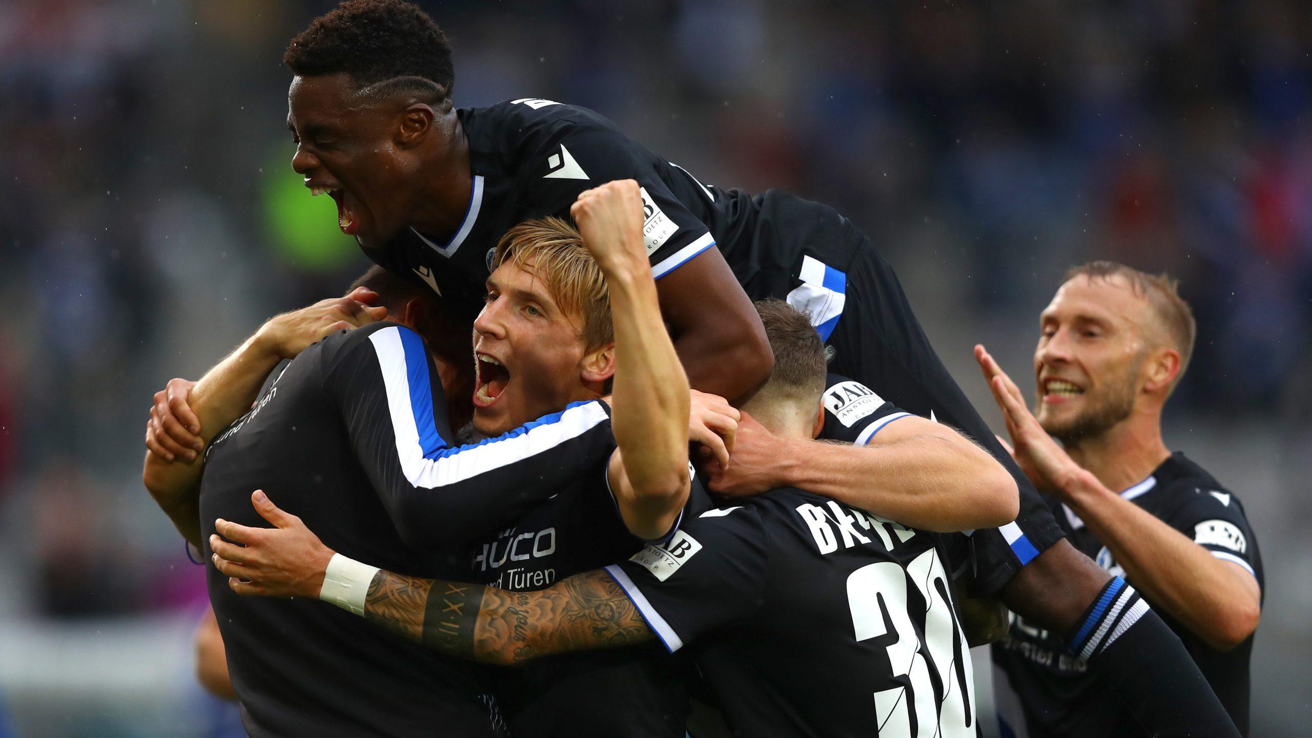 Dank Edmundsson: Arminia bezwingt Köln mit 1:0