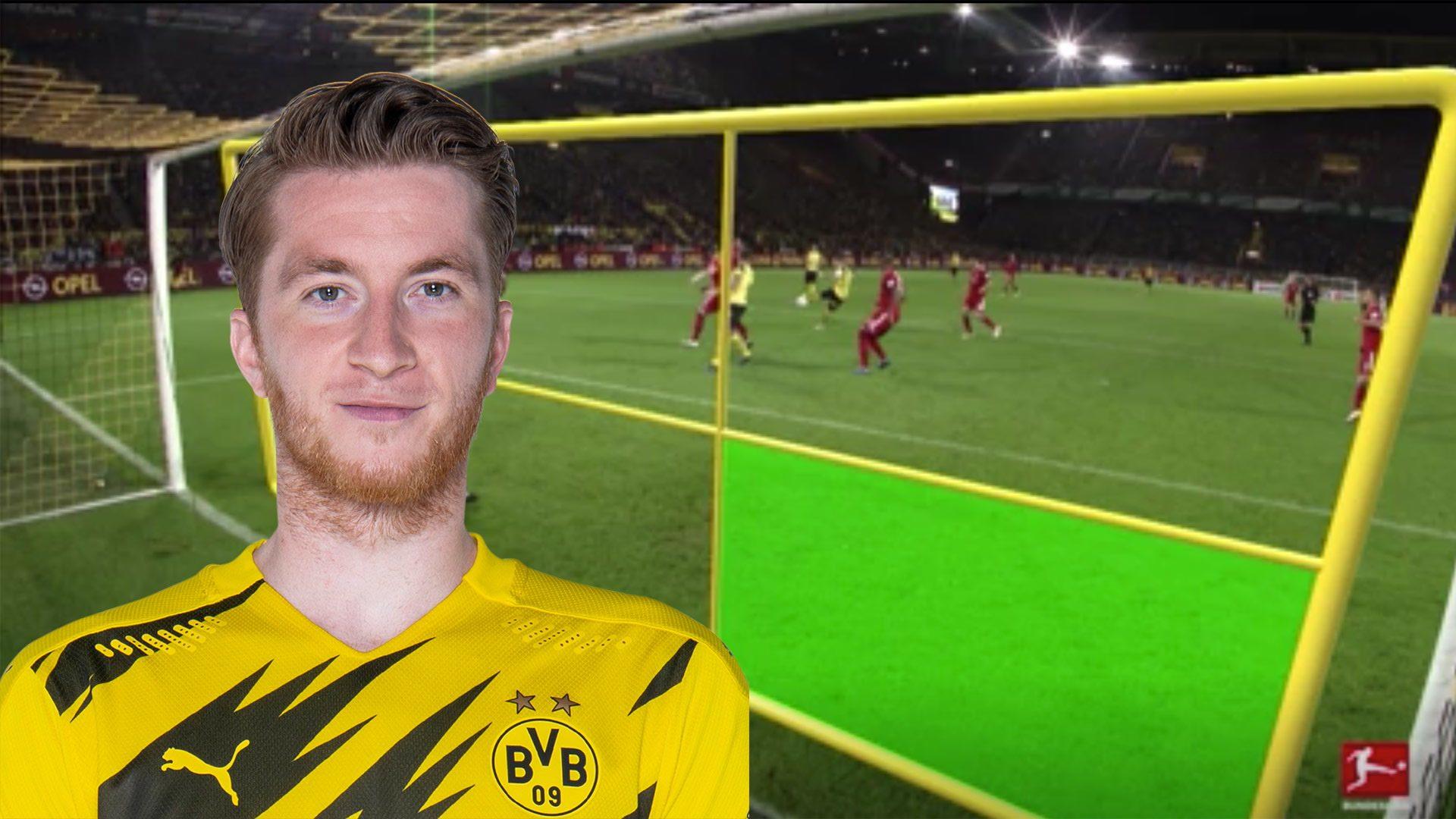 Taktik-Analyse: So wichtig ist Reus für Dortmund