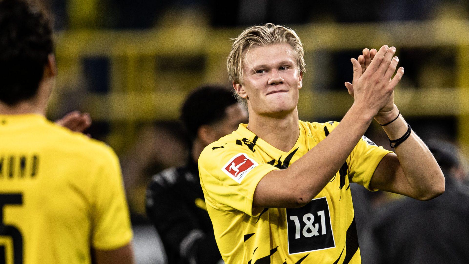 Bundesliga Borussia Dortmund S Erling Haaland I Could Have Scored 50 Goals Last Season I Need To Be More Clinical