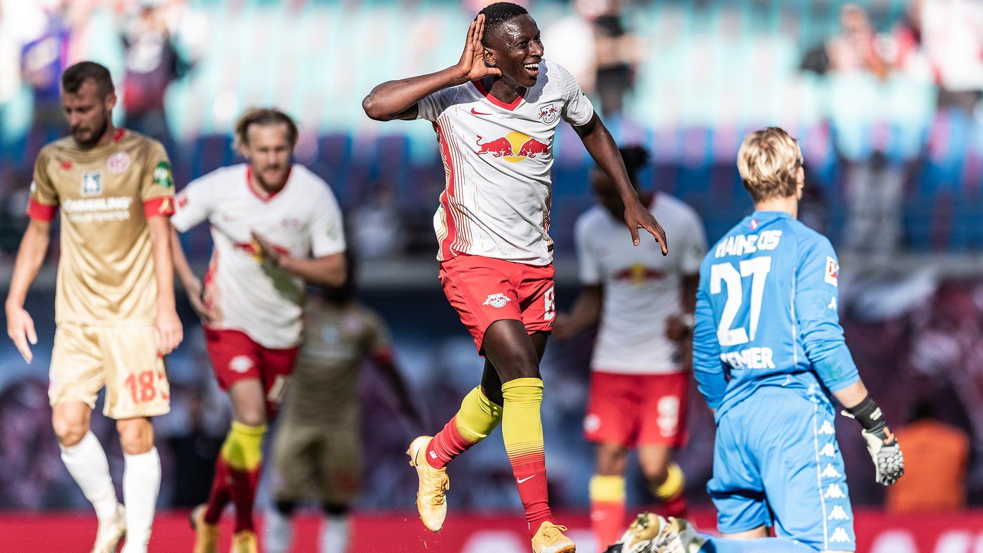 RBL gewinnt hochverdient mit 3:1 gegen Mainz
