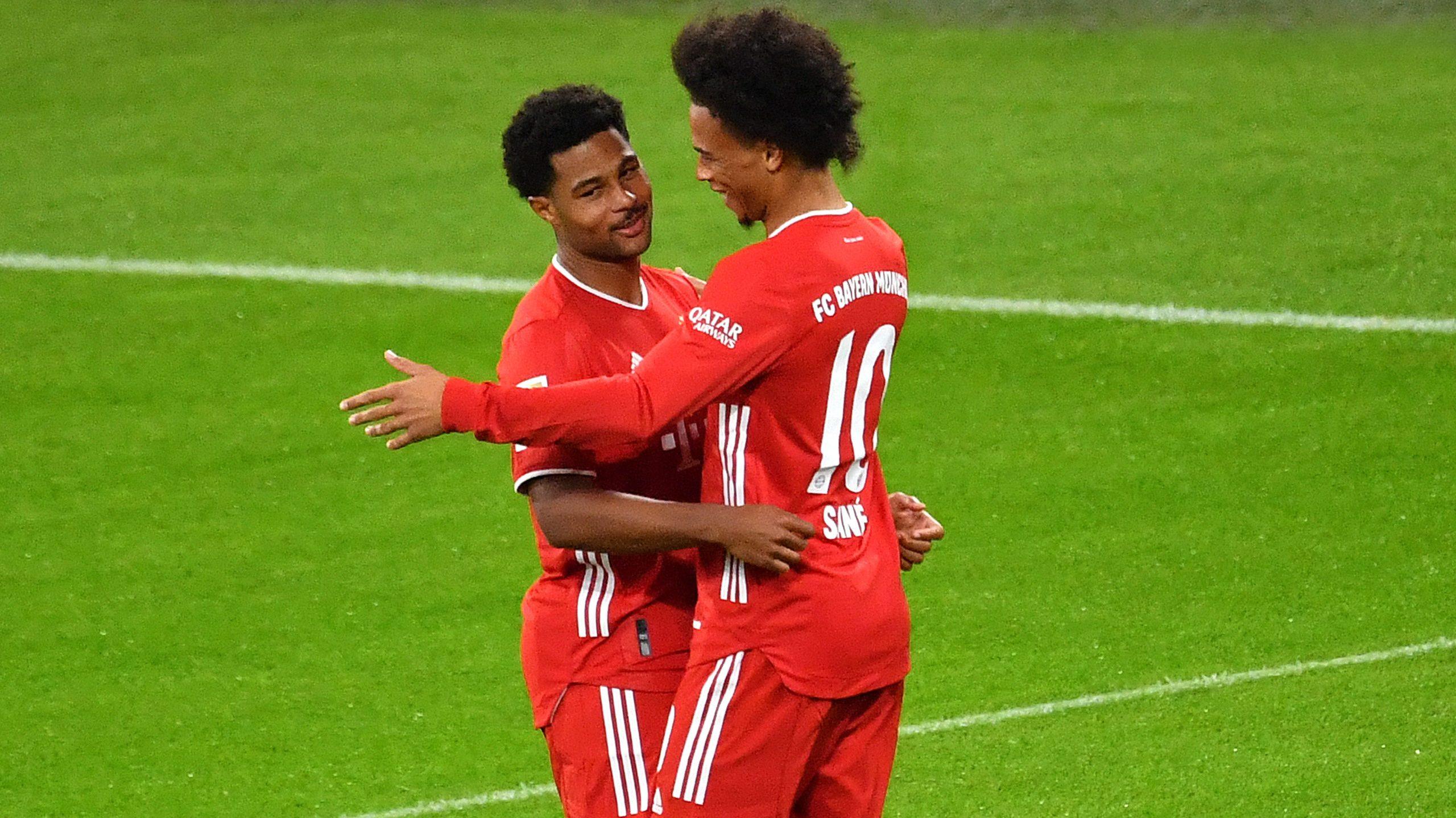 """Sanabry"": Neue FCB-Flügelzange beerbt ""Robbery"""