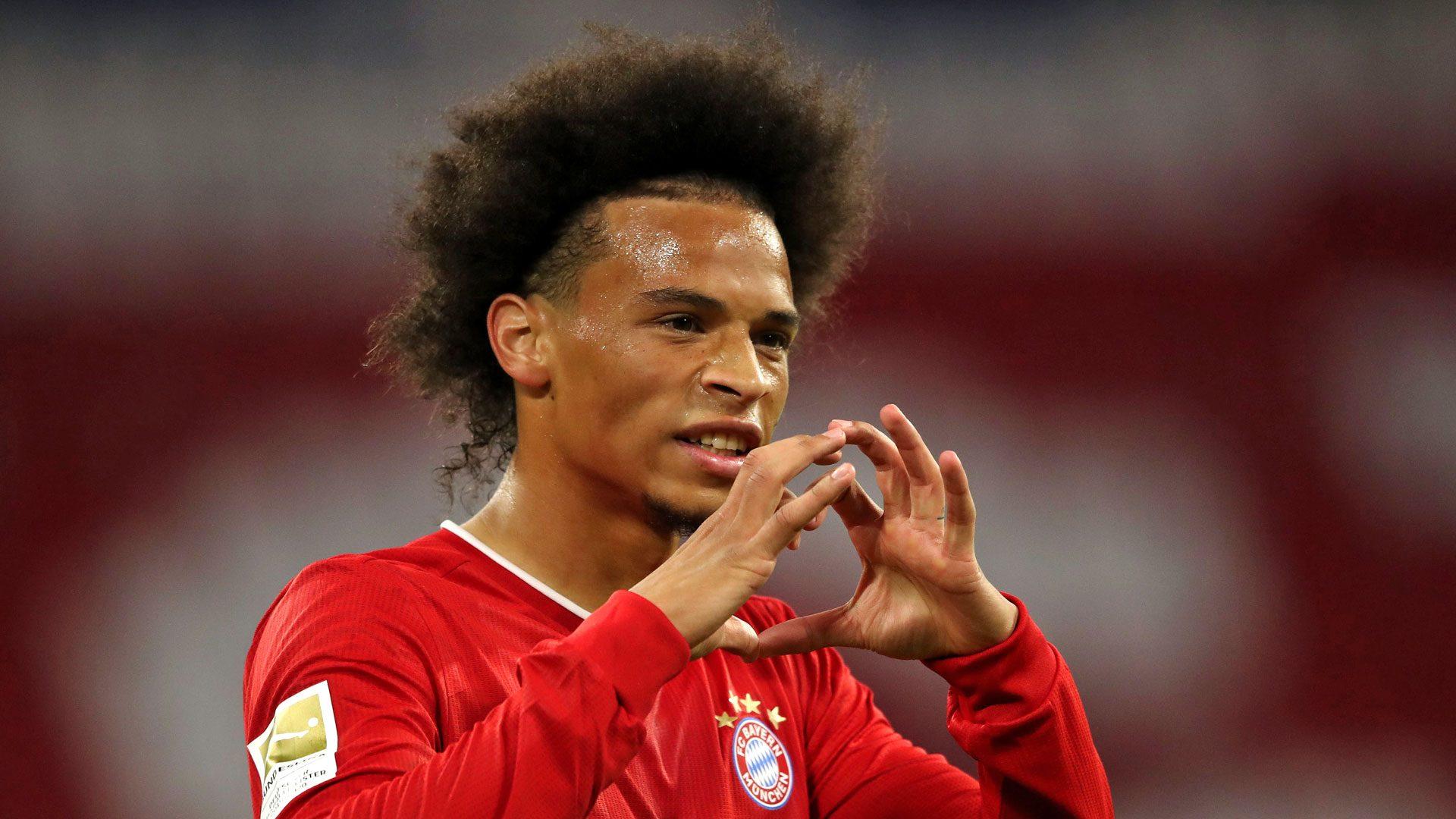 """Bundesliga   Bayern Munich's Leroy Sane: """"I'm not at 100 percent yet"""""""