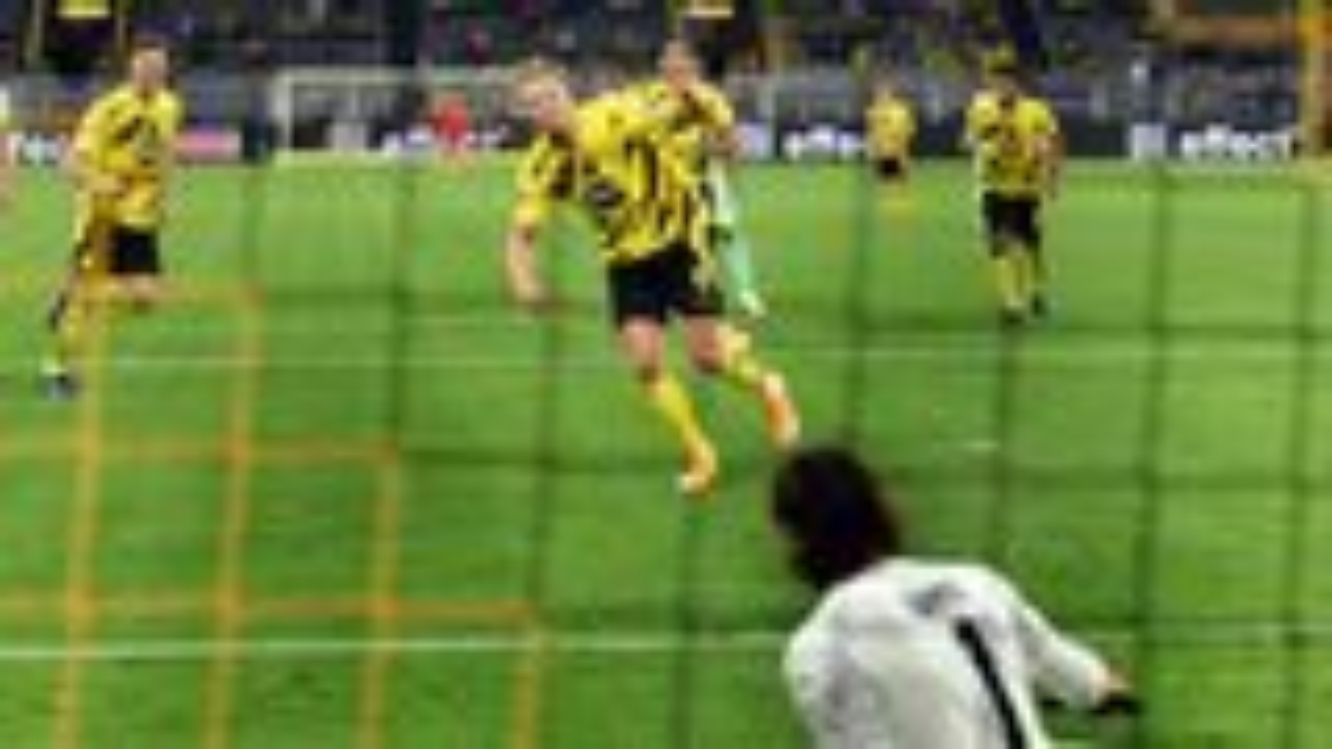 Doppelpack Haaland: BVB schlägt Borussia