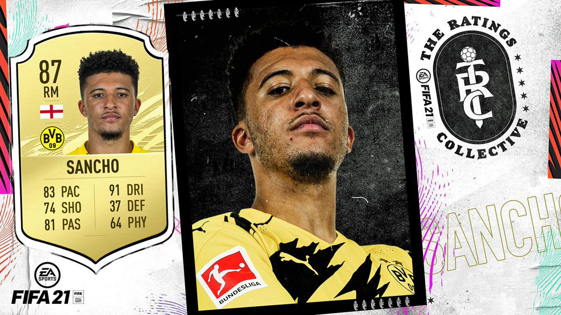 bundesliga jadon sancho and the top 5 bundesliga players in fifa 21 bundesliga players in fifa 21