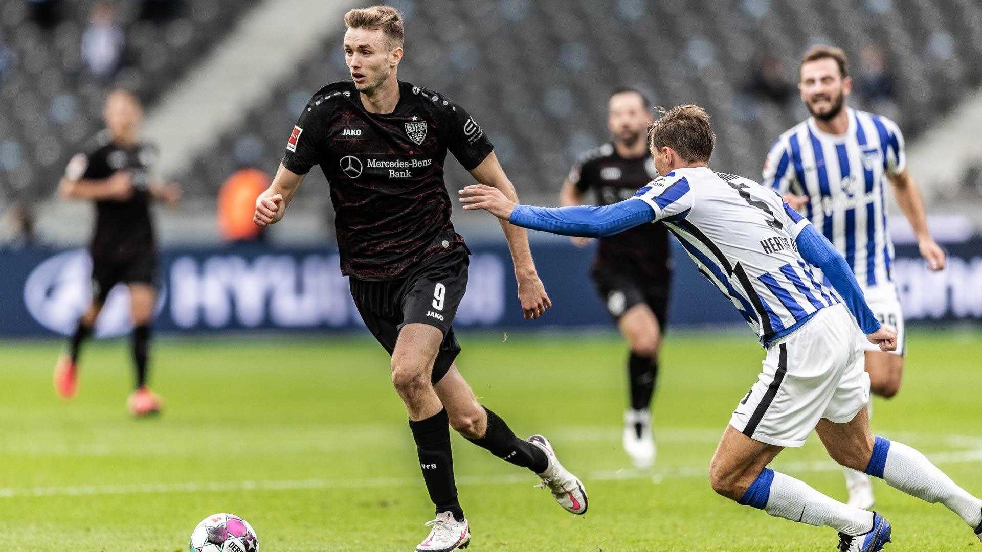 """Kalajdzic: Der """"herausragende"""" Bundesliga-Spieler"""