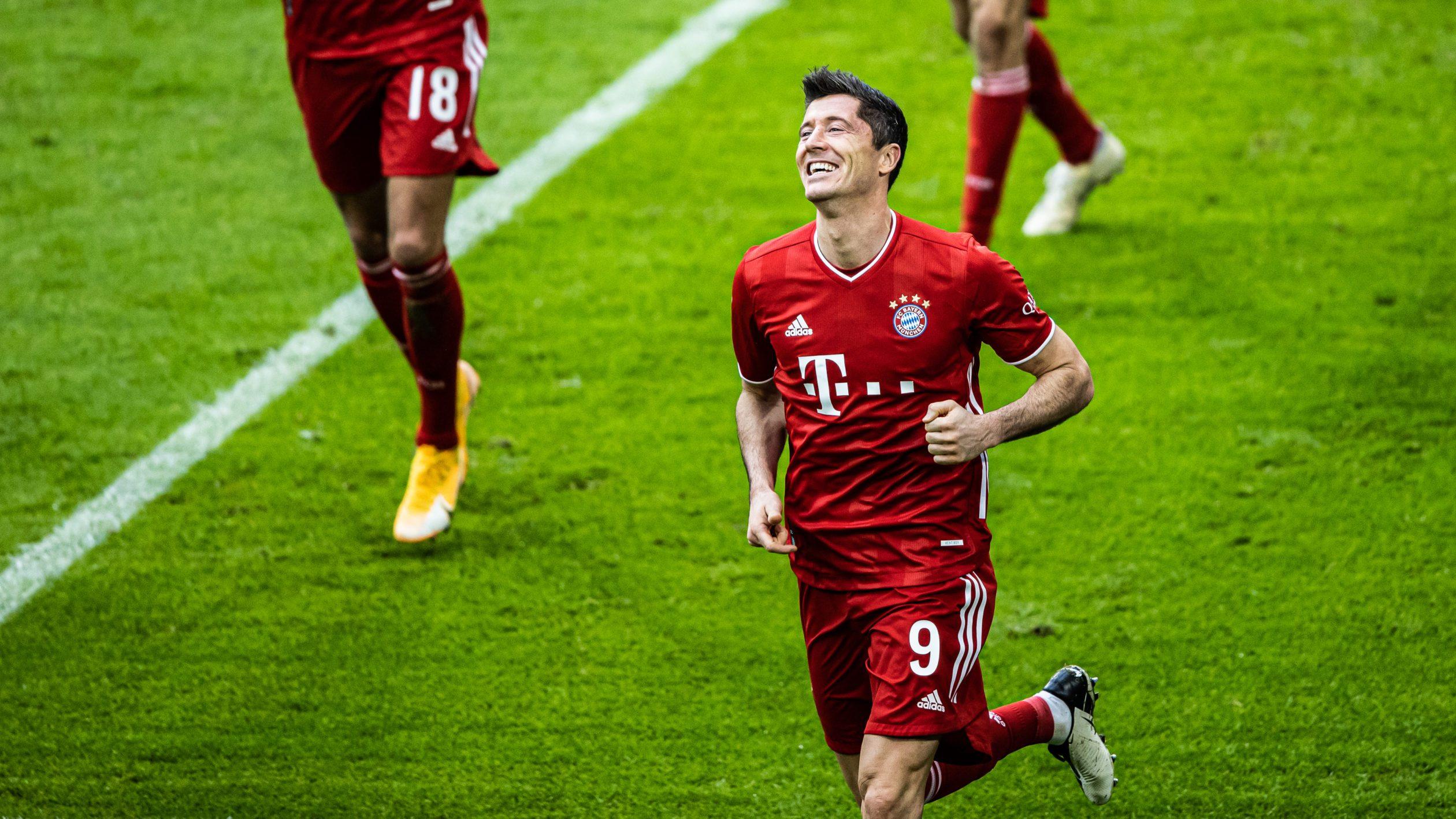 5:0! Bayern lässt Frankfurt keine Chance