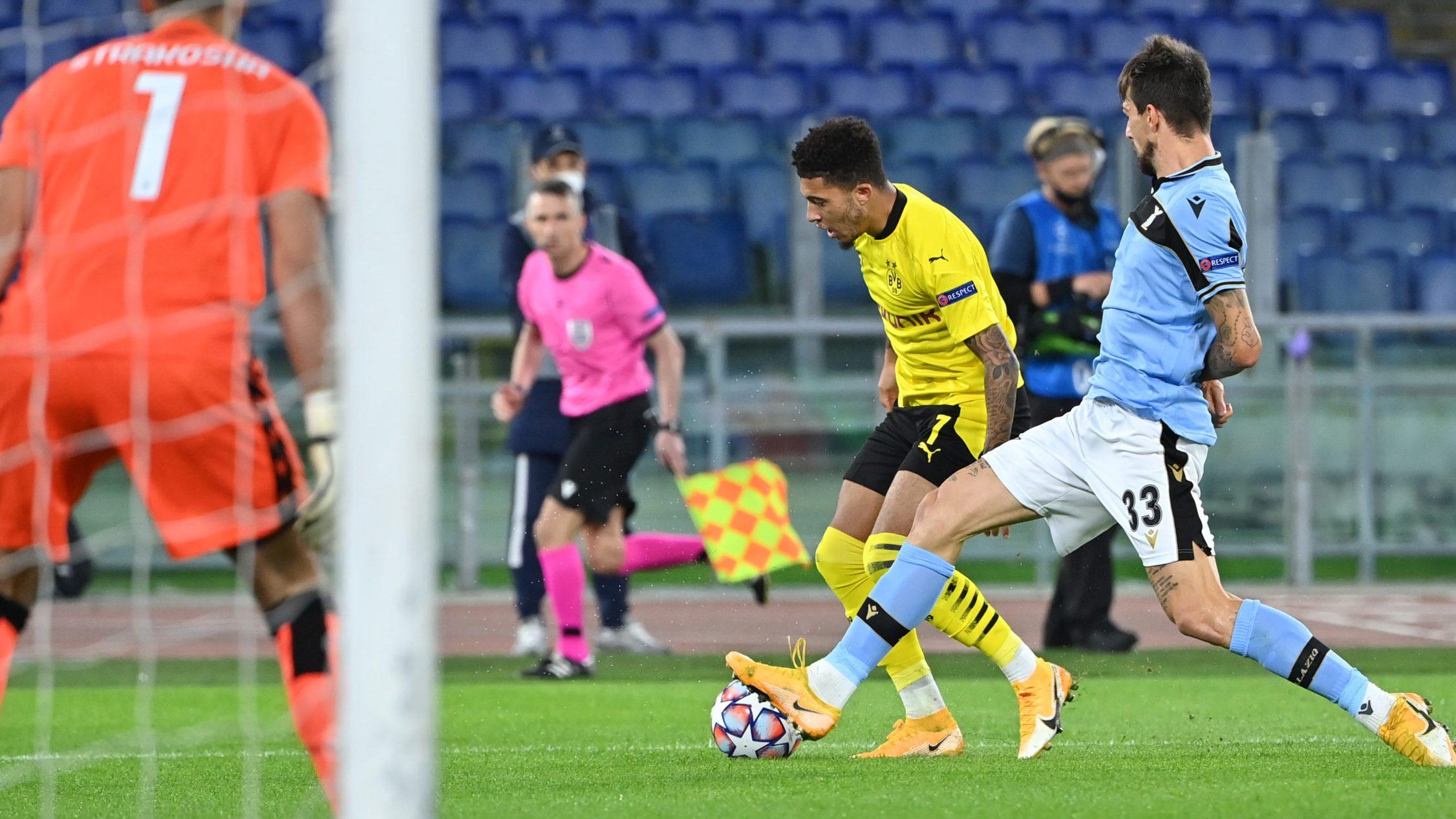 Lazio 3-1 Dortmund: As it happened