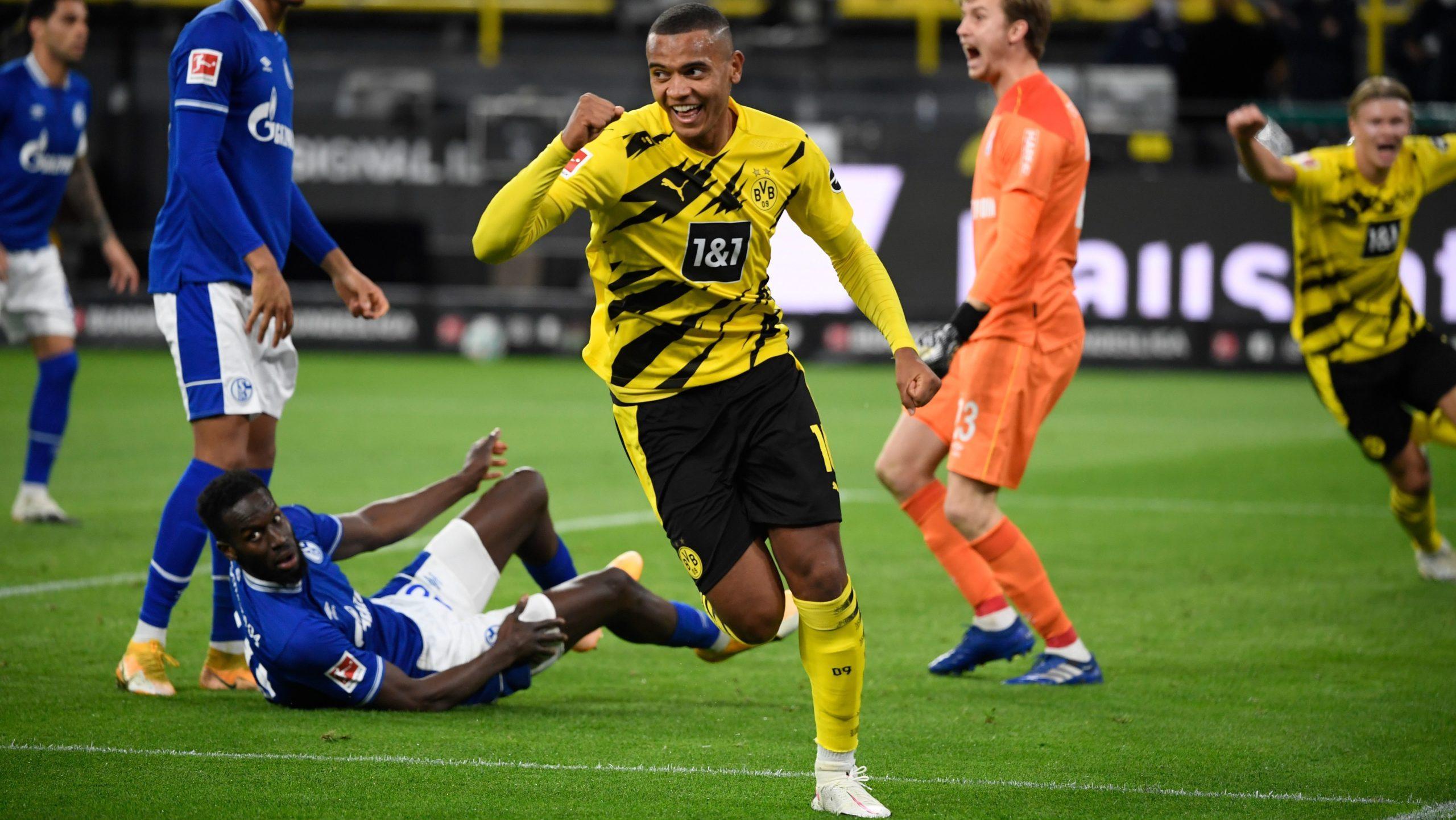 Dortmund dominiert! 3:0 im Derby gegen Schalke