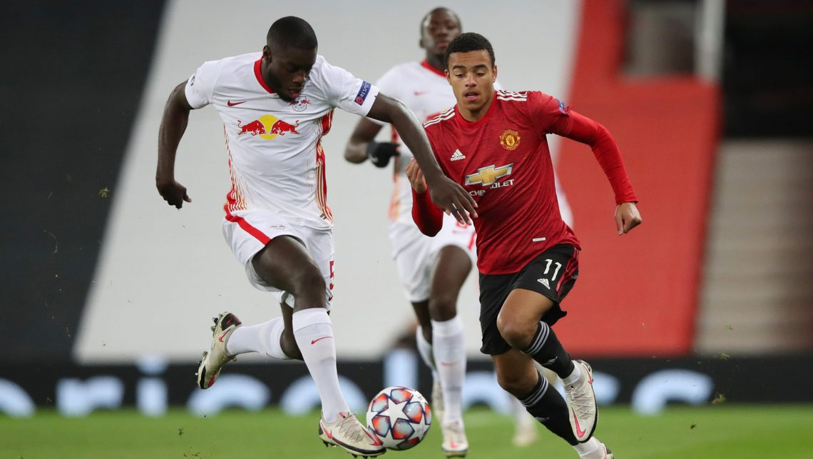 Bundesliga | Manchester United vs. RB Leipzig: UEFA Champions League CONFIRMED line-ups, match stats and LIVE blog!