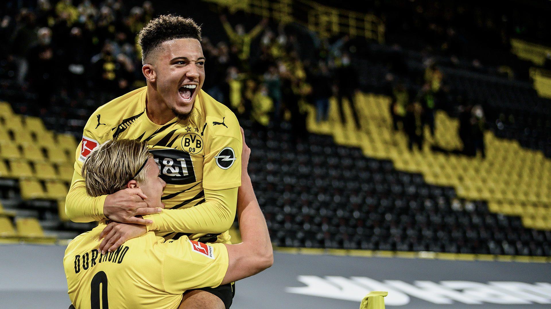 Haaland helps Dortmund down Schalke