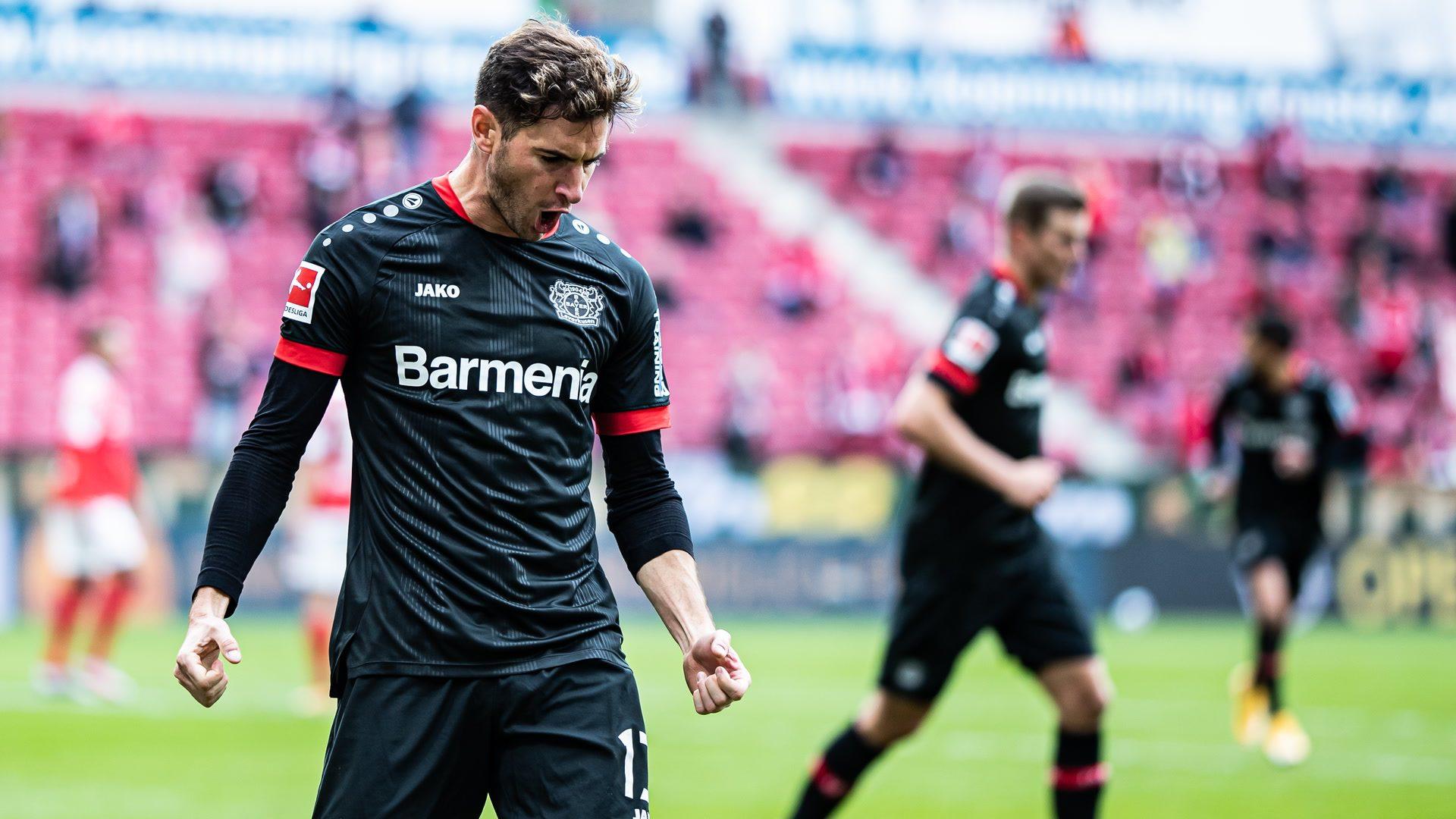 Lucas Alario: Die lange Reise in die Bundesliga