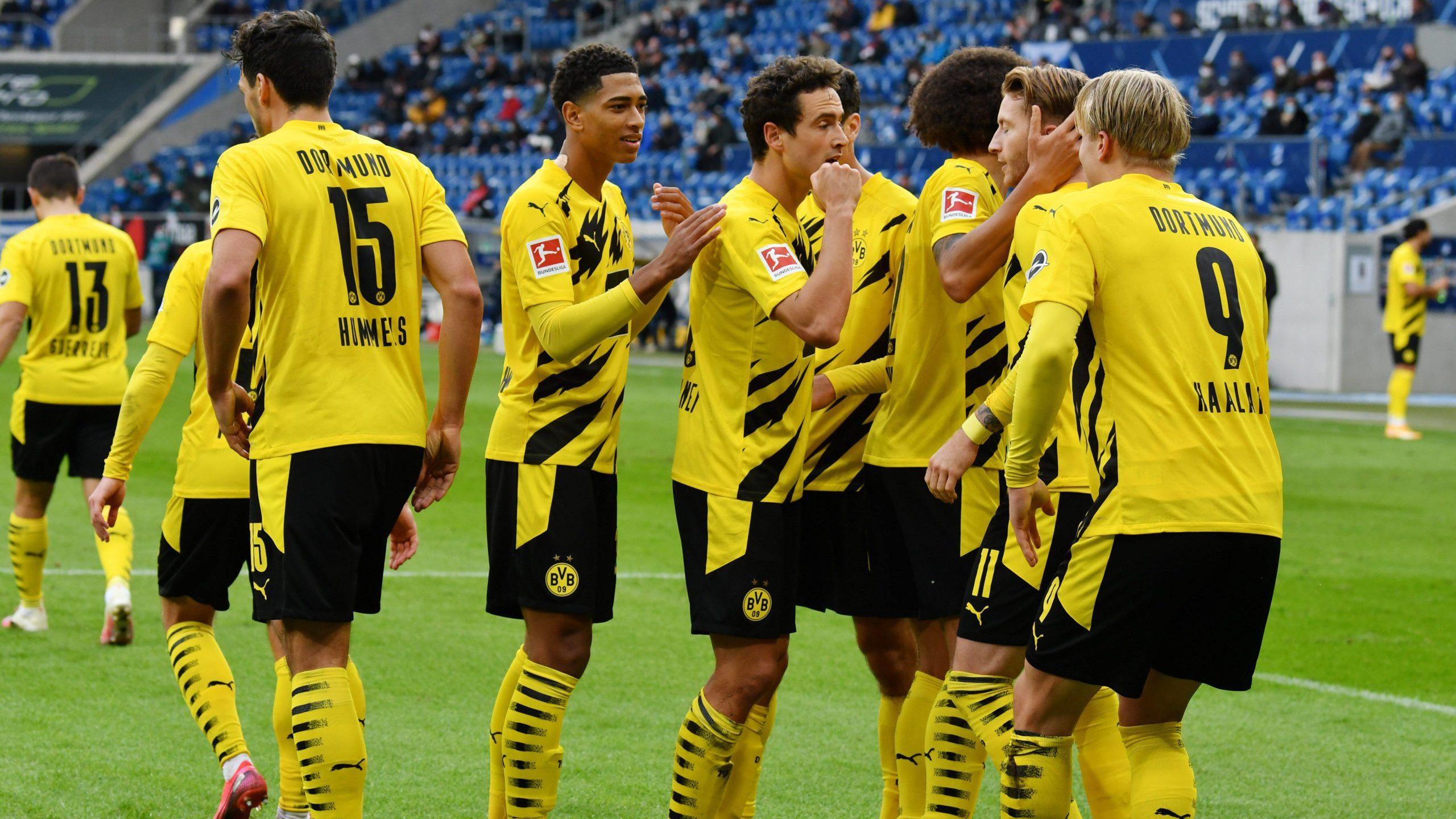 BVB: Reus und Haaland - die Joker stechen