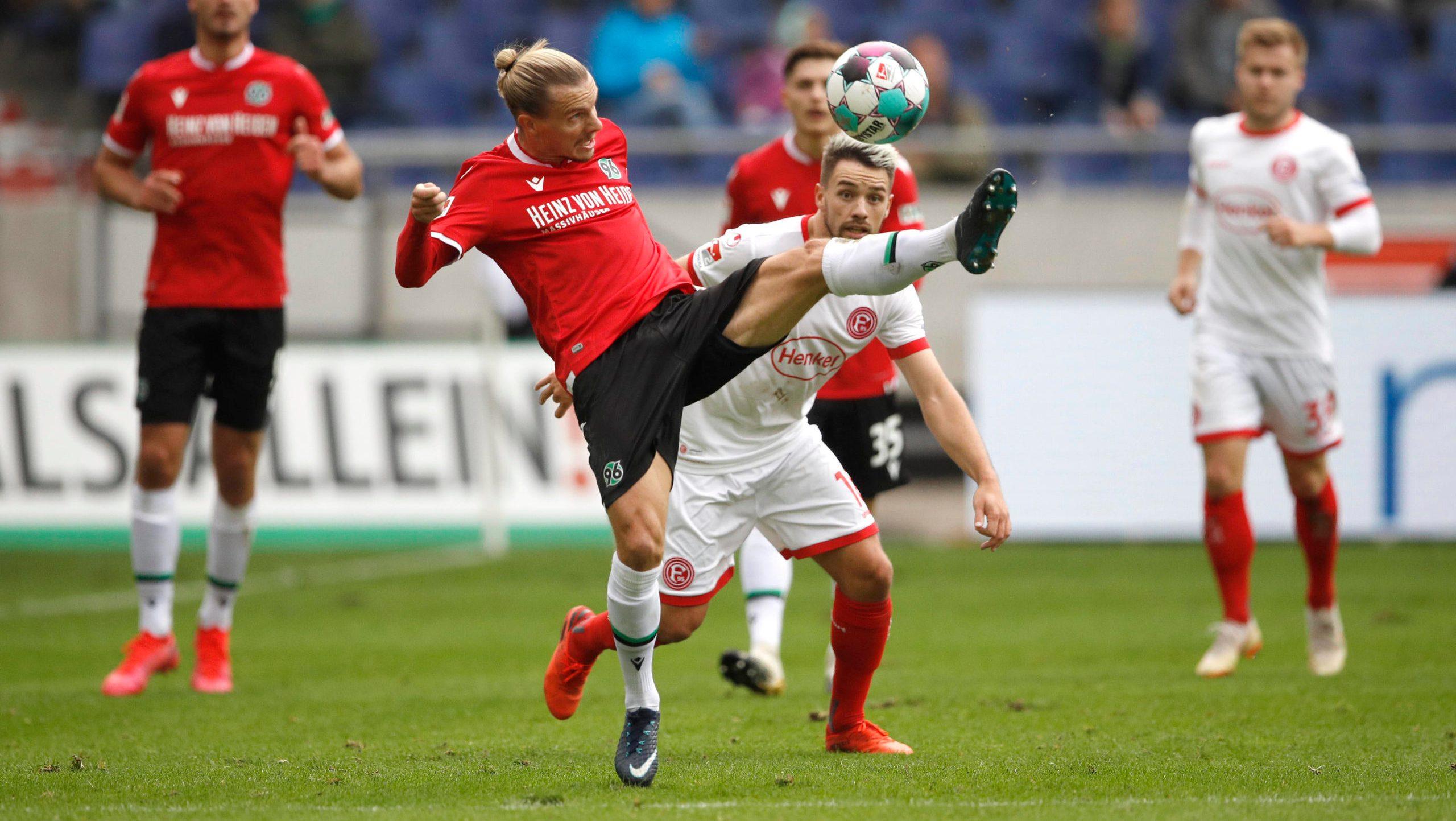 Hannover 96 Düsseldorf