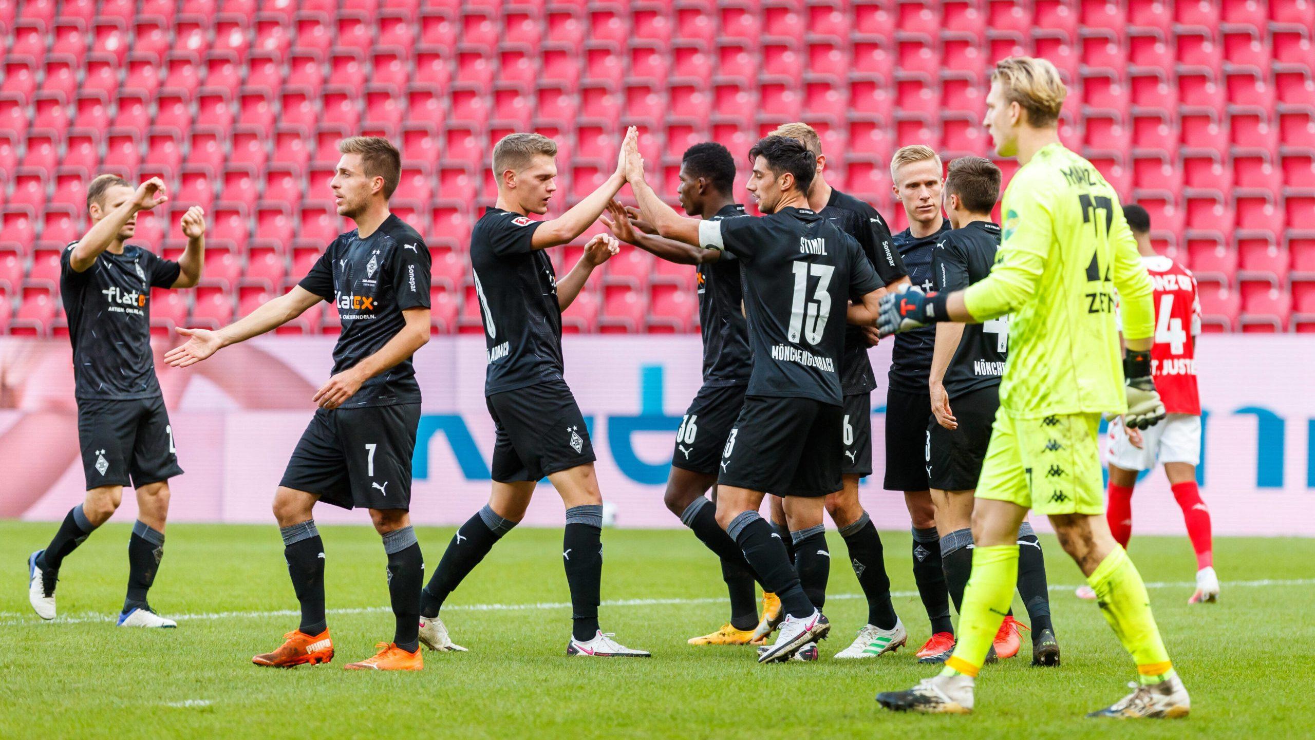 Gladbach kämpft sich beim 3:2 in Mainz zurück