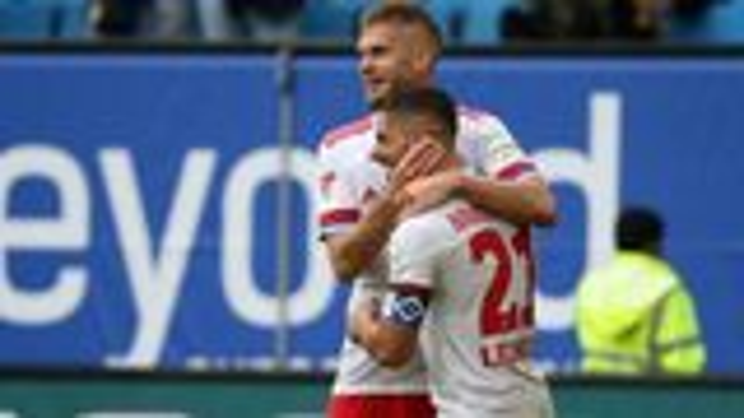 Perfekter Saisonstart: HSV dank Terodde auf Kurs