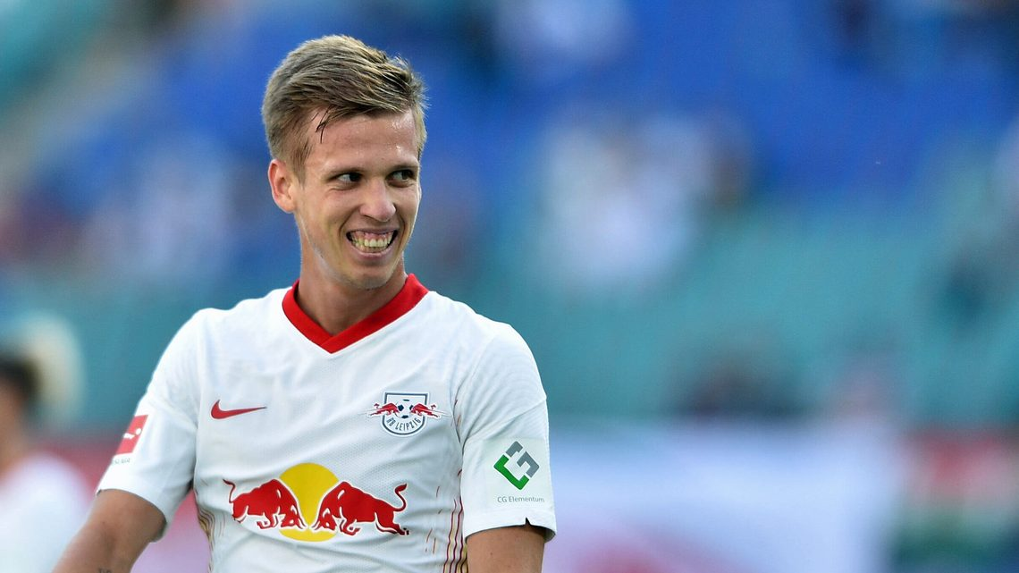 Bundesliga Rb Leipzig S Dani Olmo Last Season Was Great But We Can Do Even Bigger Things