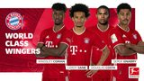 Bayern's world-class stable of wingers