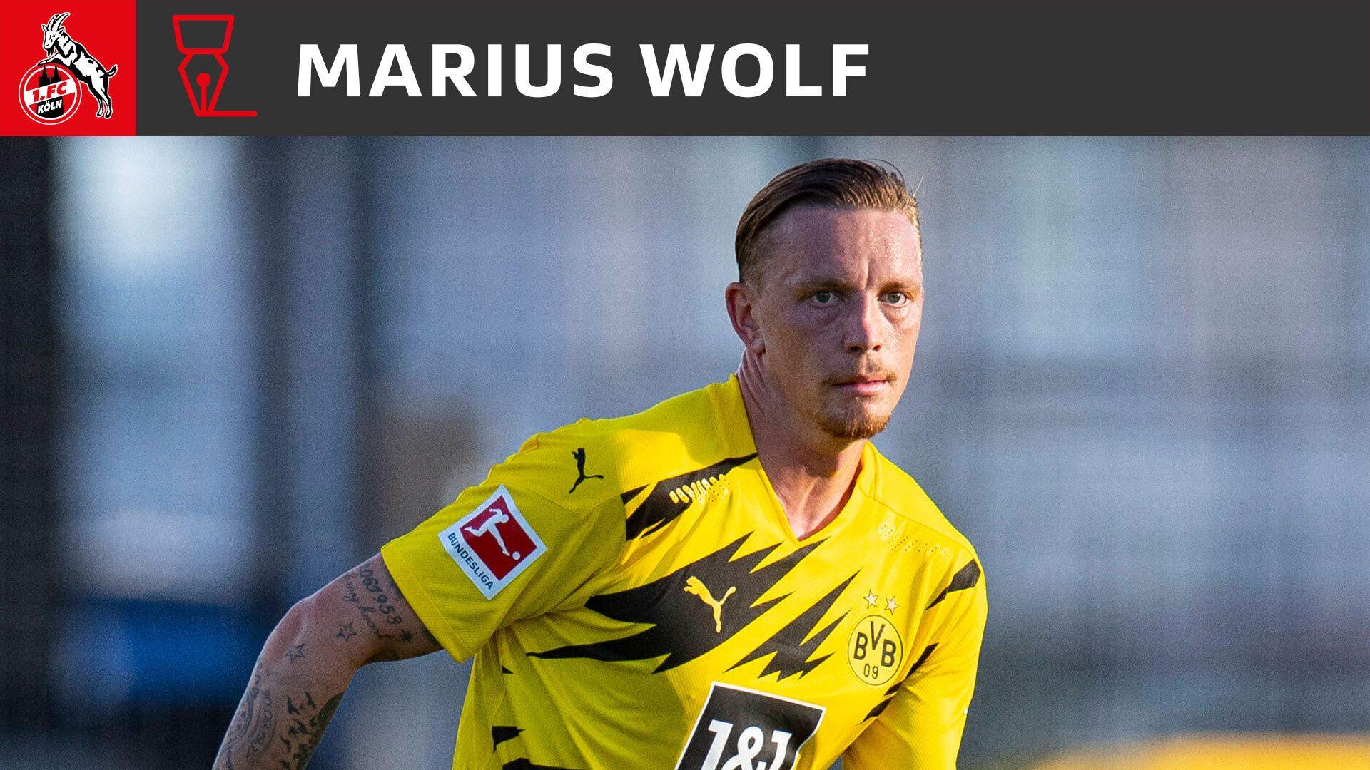 Marius Wolf Bvb