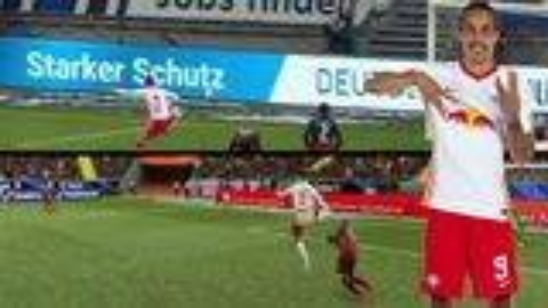 Nachgestellte Tore bei FIFA 21: Poulsen perfekt
