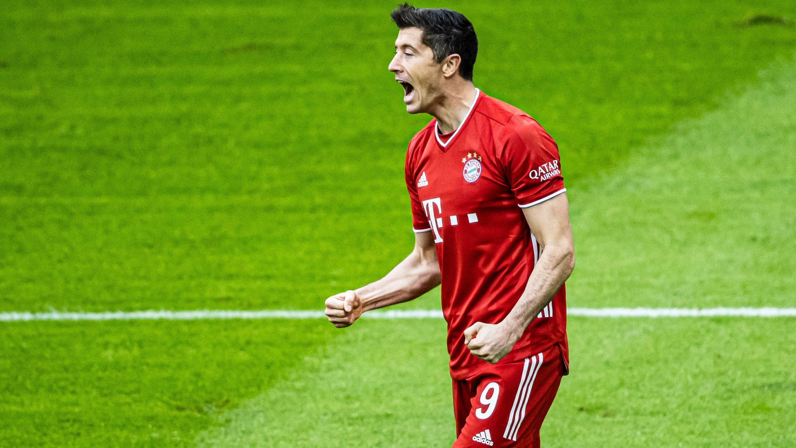 Bayern: Lewandowski als Weltfußballer nominiert