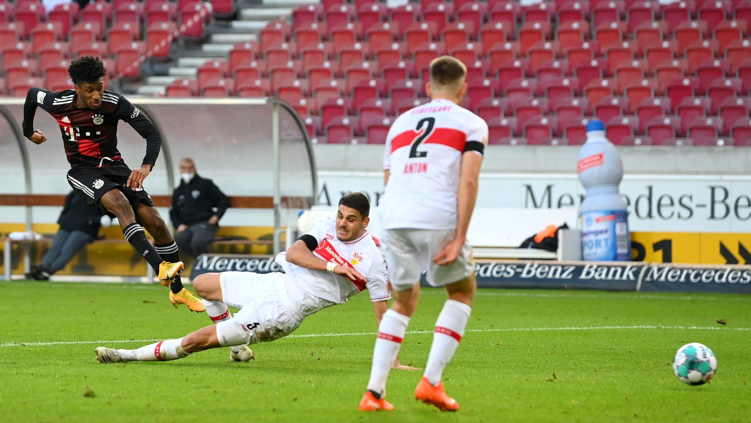 Spiel gedreht! Der FC Bayern gewinnt in Stuttgart