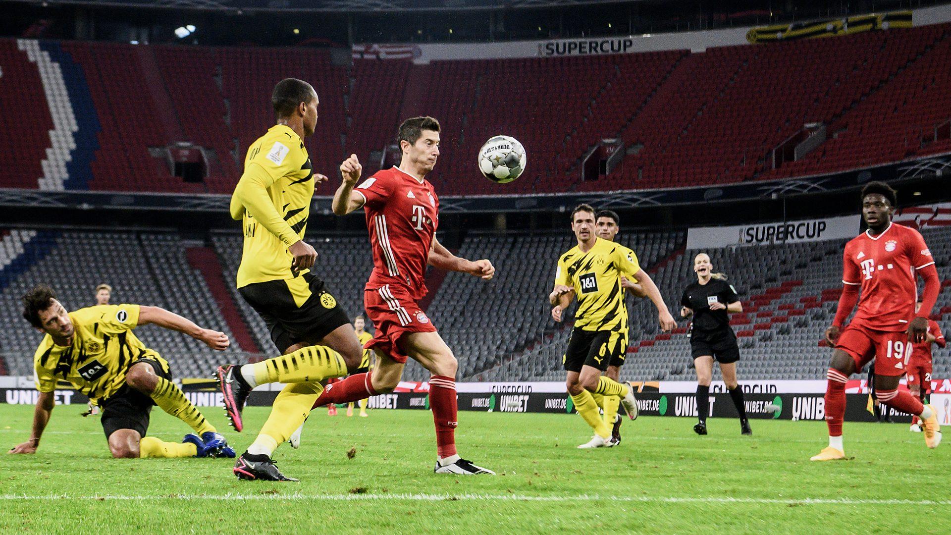 Bundesliga Borussia Dortmund Vs Bayern Munich The Top 5 Matches In Der Klassiker History