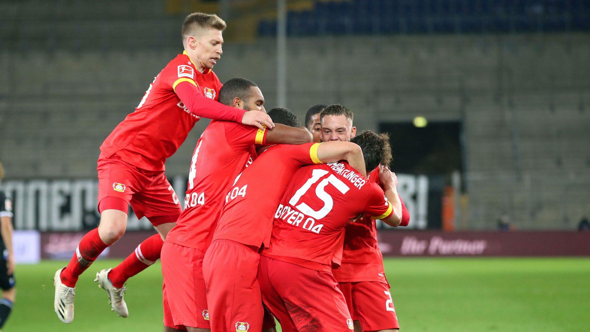 Bundesliga | Aleksandar Dragovic snatches late winner as Bayer Leverkusen  see off Arminia Bielefeld