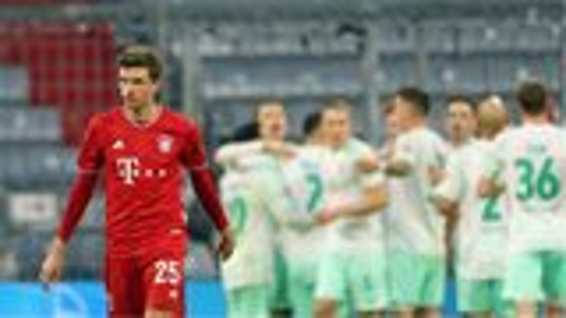 Plucky Bremen hold champions Bayern