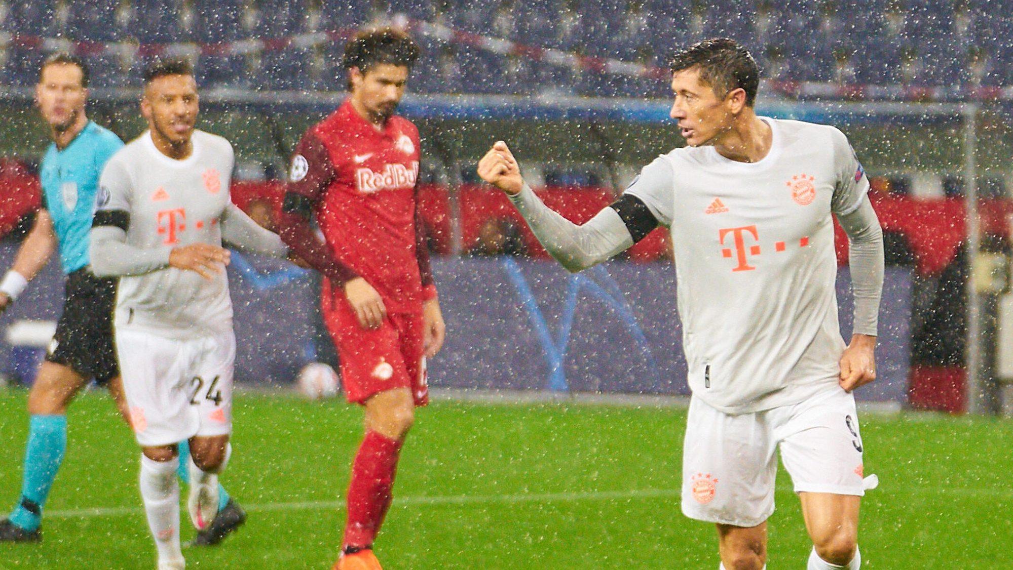 VIDEO) El Bayern Múnich sufrió pero terminó ganando por goleada | ECUAGOL