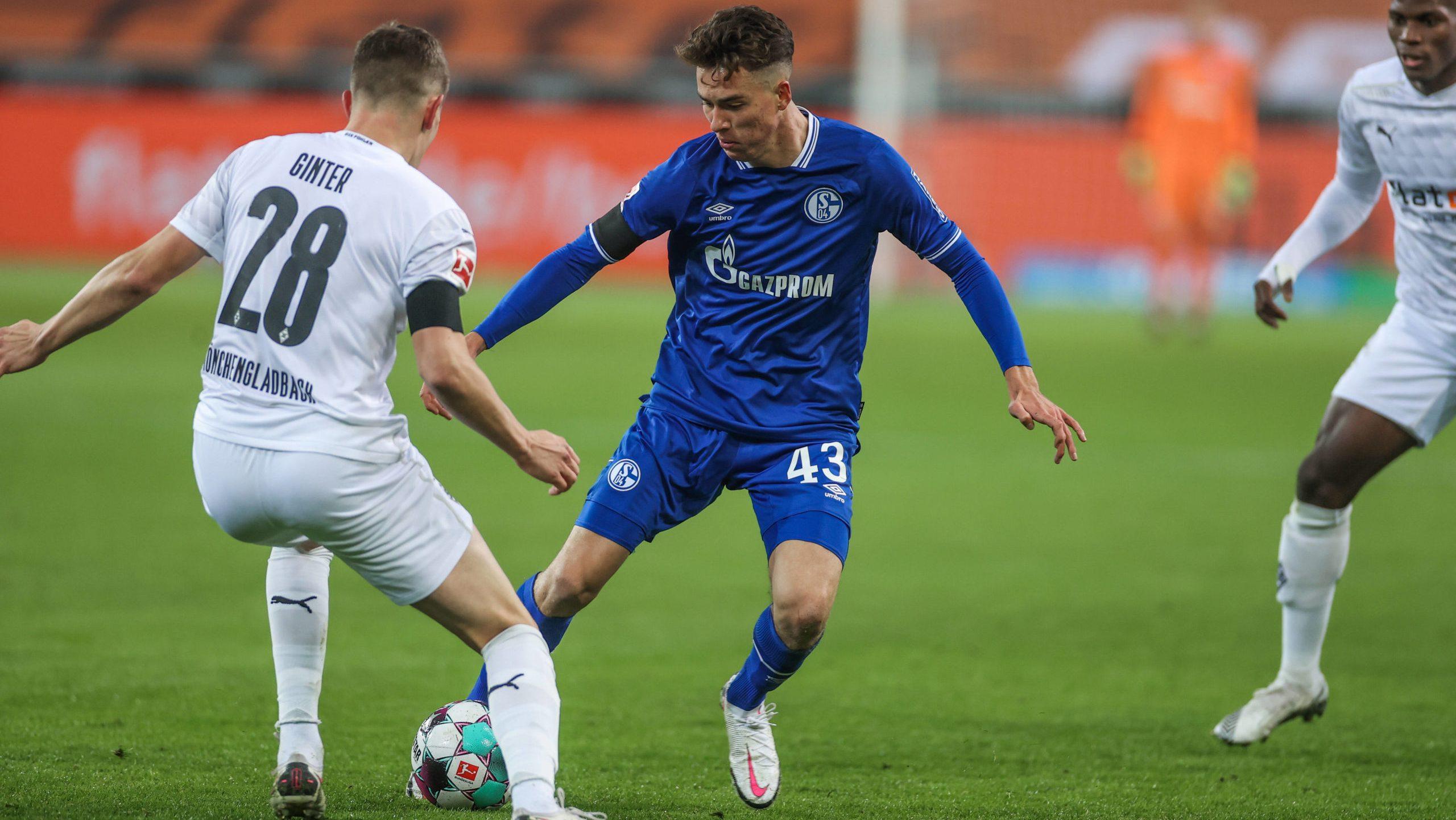 Bundesliga Matthew Hoppe I Was Ready For Schalke Debut