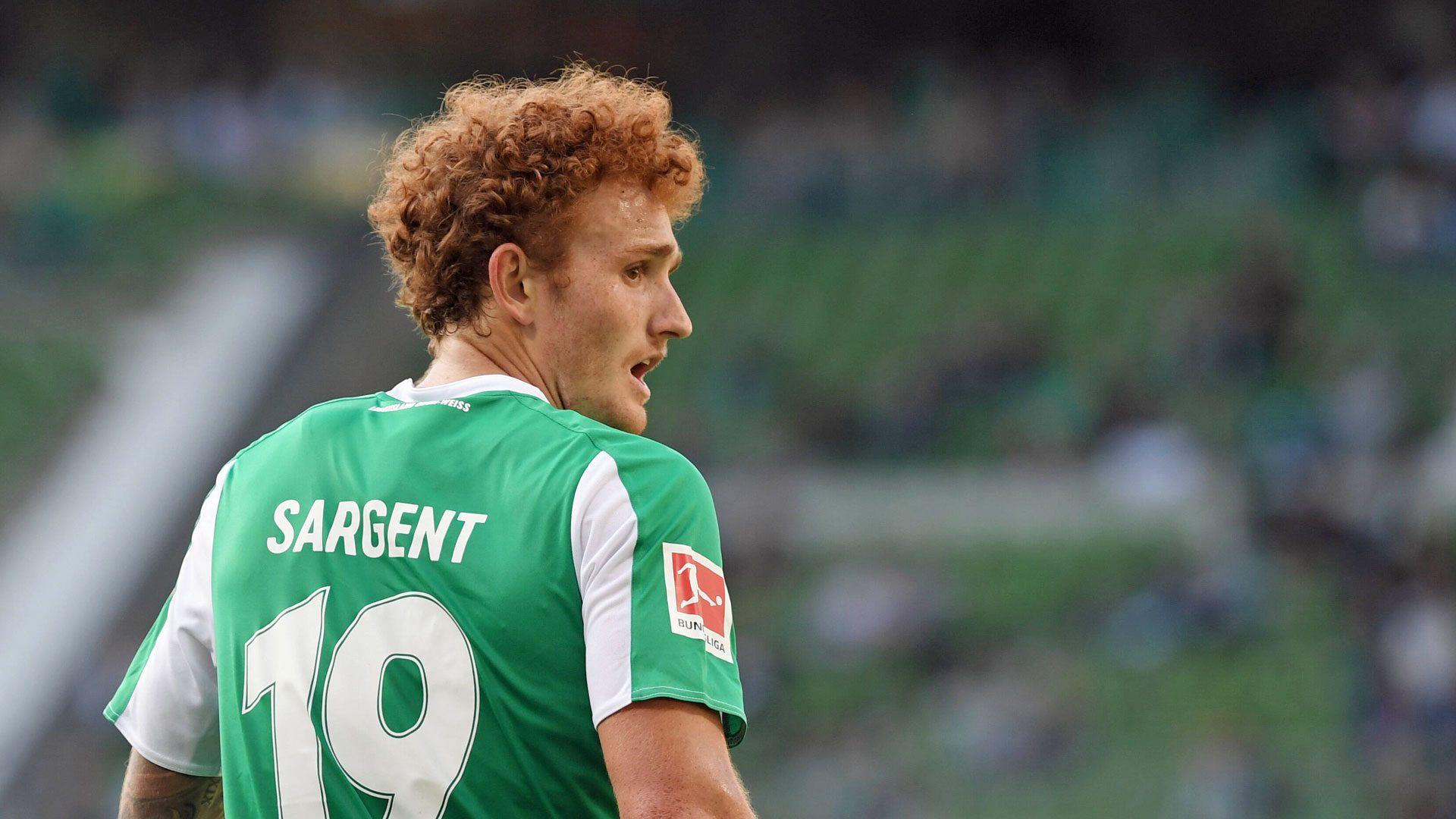 Josh Sargent: maturing into Bremen's main man