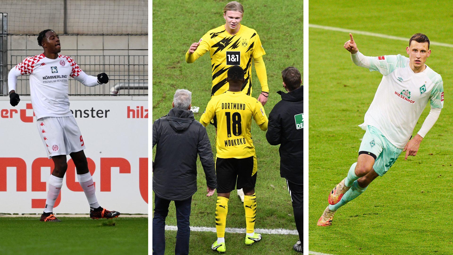 8 Bundesliga Spieltag