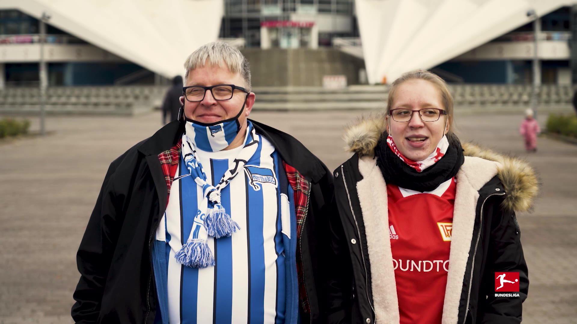 Hertha gegen Union: Stadtderby und Familienduell