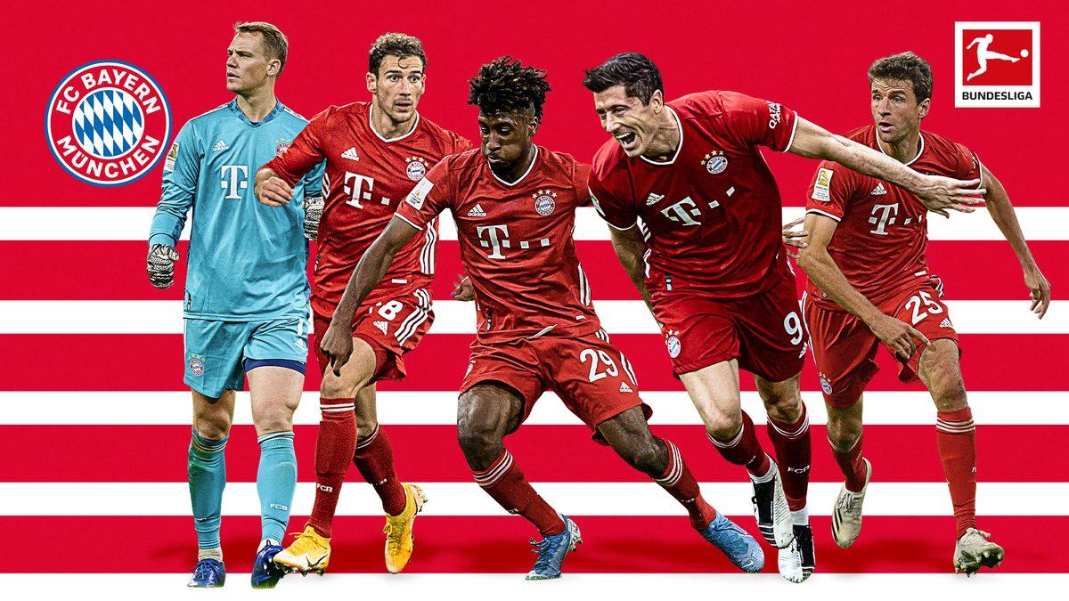 Bundesliga Schlusselspieler Des Fc Bayern Munchen Gegen Rb Leipzig