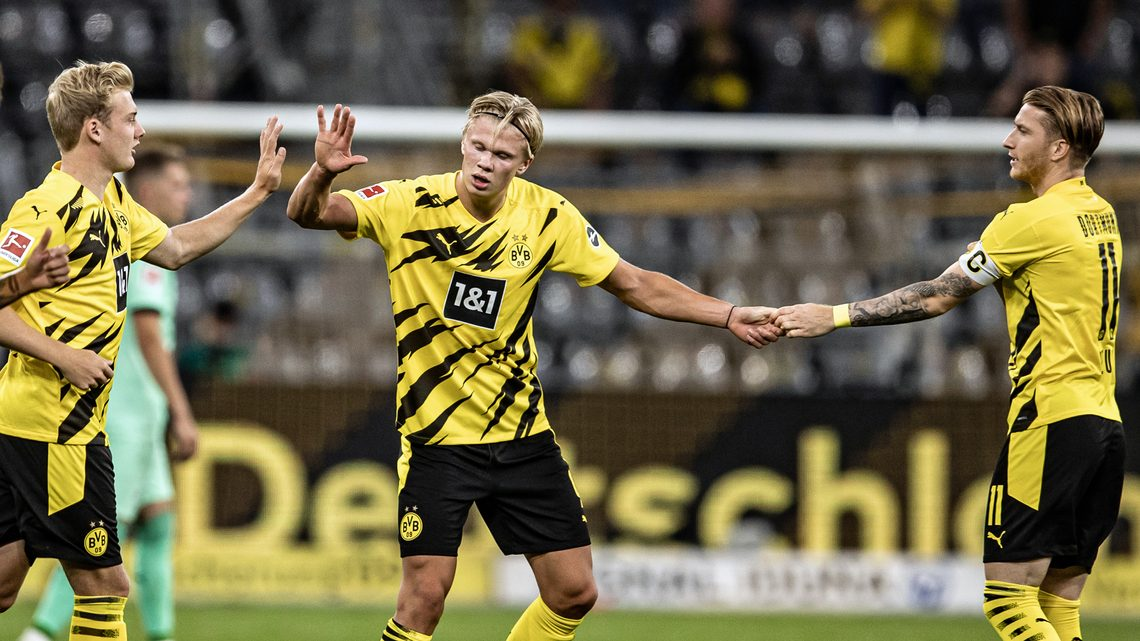 Bundesliga Who Will Replace Erling Haaland In Attack For Borussia Dortmund