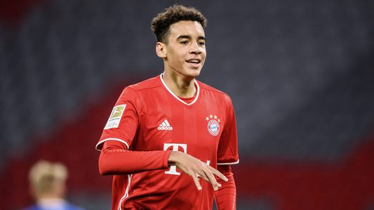 Jamal Musiala: FC Bayerns neuer Super-Youngster