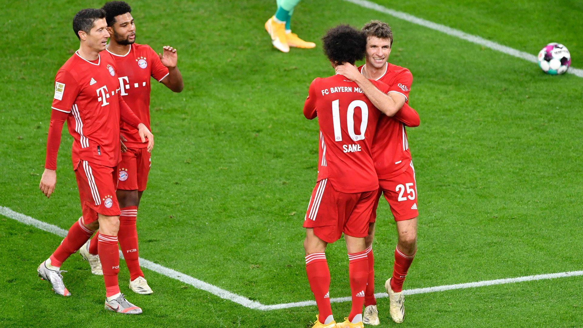 Video: Alle 31 Saisontore von Bayern München