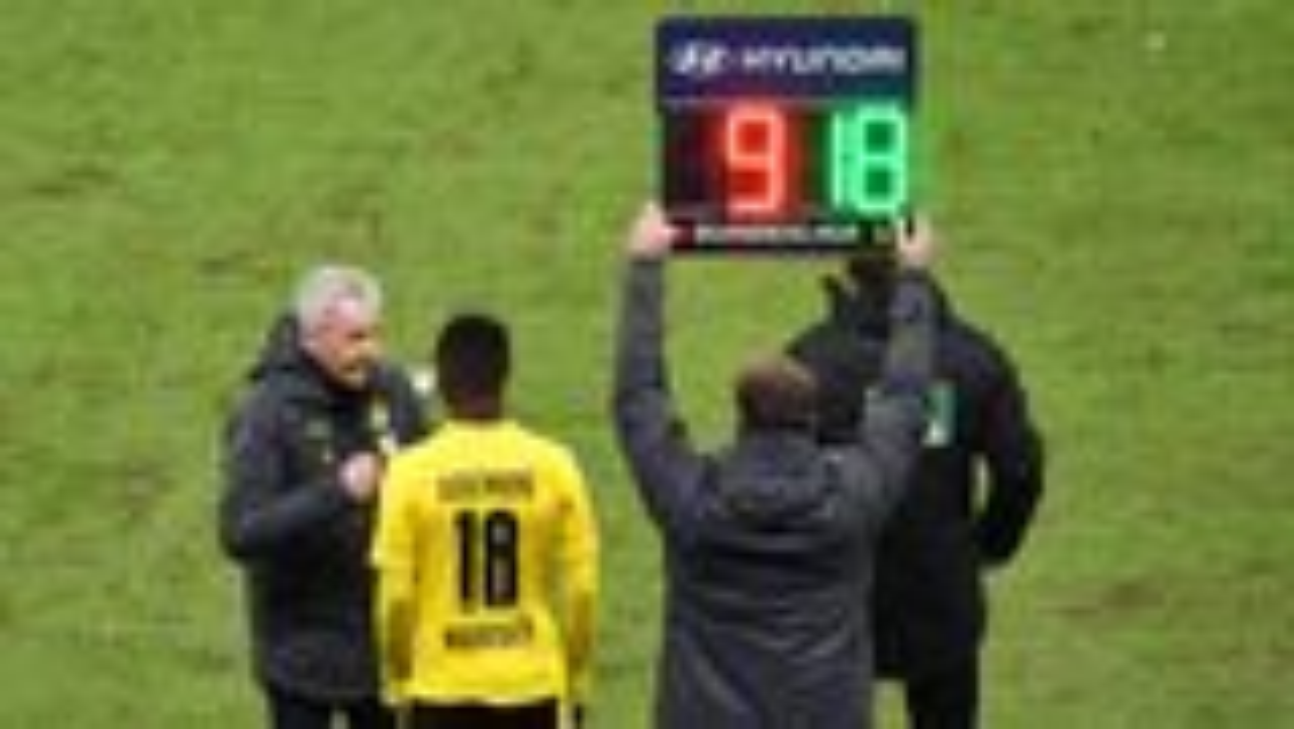 Dortmund ohne Haaland: Das sind die Optionen im Sturm
