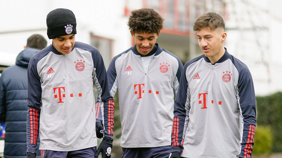 Bundesliga | Musiala, Richards, Nianzou and Co: how Bayern Munich have  moved from buying to building stars