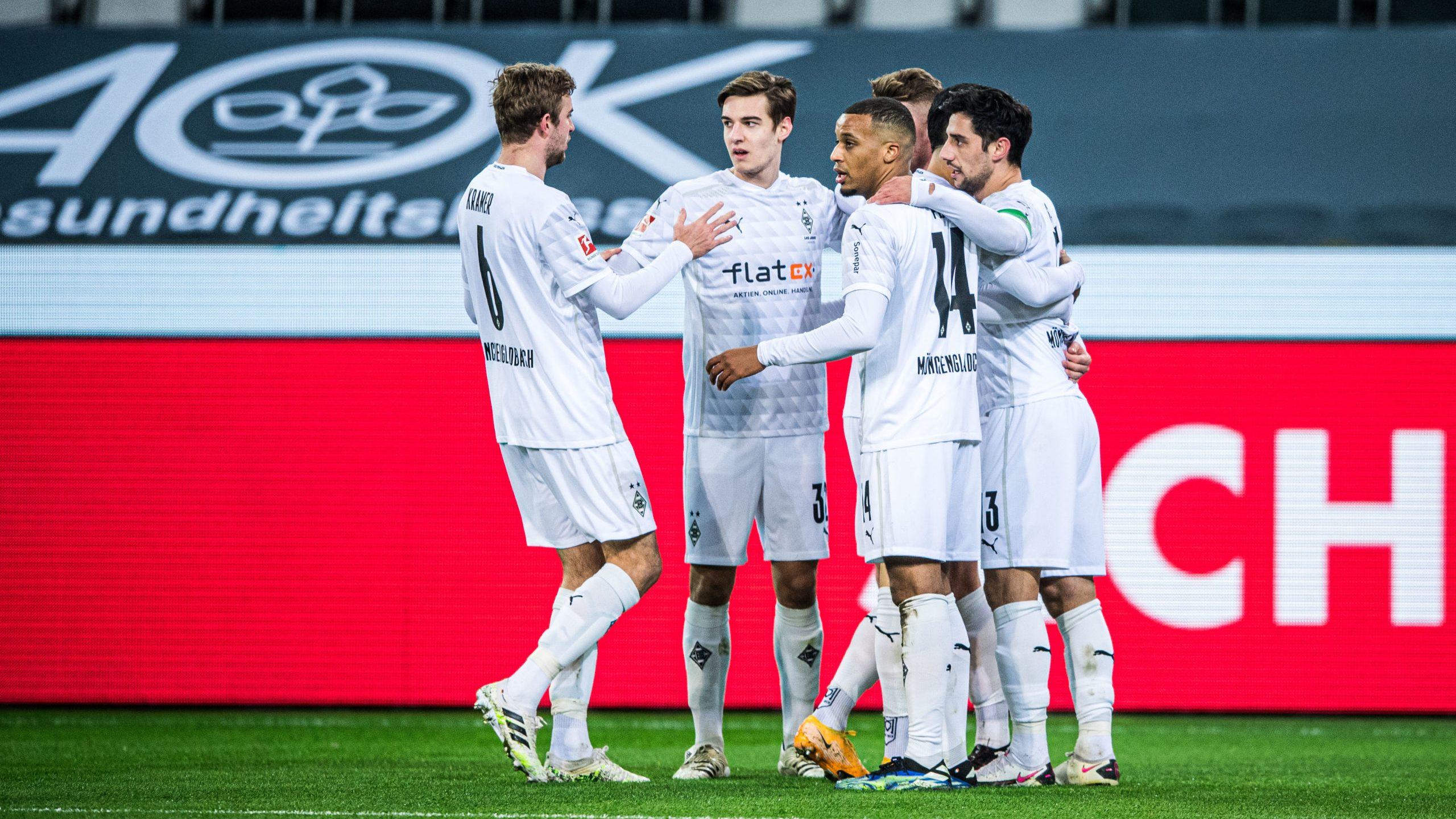 Rückrunde 2. Bundesliga