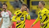Dortmund held at home by Mainz