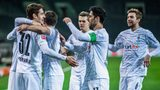 Gladbach climb above Dortmund in six-goal thriller